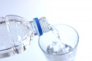 水分を定期的に取る