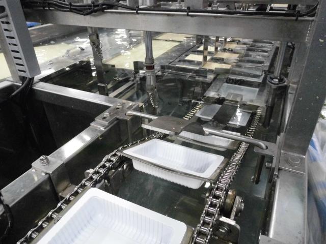 豆腐製造ライン