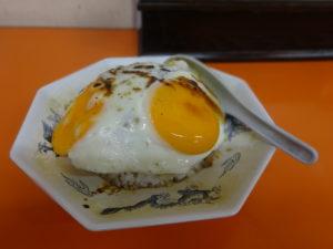 白龍の焼豚玉子飯