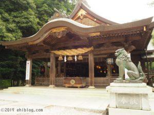 山家清兵衛をしのぶ和霊神社