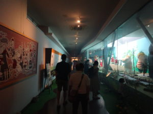 タオル美術館ムーミン谷2