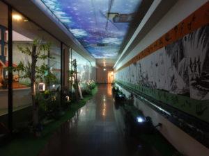タオル美術館ムーミン谷4