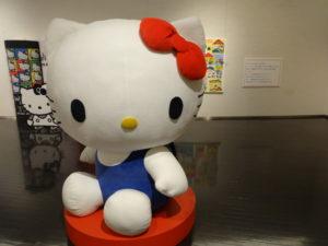 タオル美術館HELLO KITTY展3