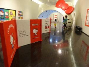 タオル美術館HELLO KITTY展5