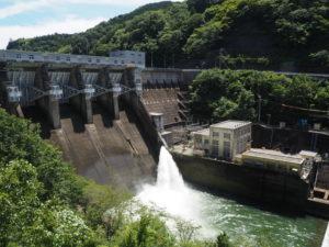 鹿野川ダム