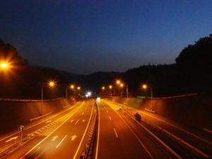 高速道路写真