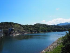 門入ダム湖2