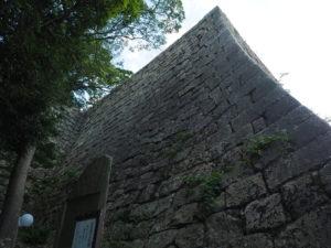 丸亀城の石垣2