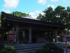 観自在寺の大師堂