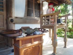 観自在寺の大師堂2