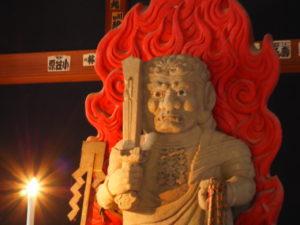霊山寺不動明王2