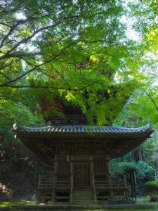 西山興隆寺20191110-7