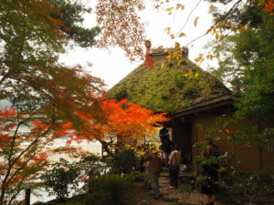 臥龍山荘10