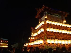 西条まつり(旧小松町)