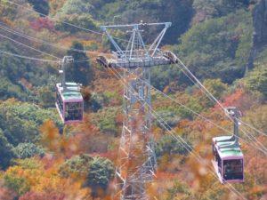 香川県小豆島の寒霞渓