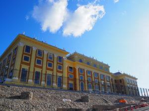 シェーンブルン宮殿工場2