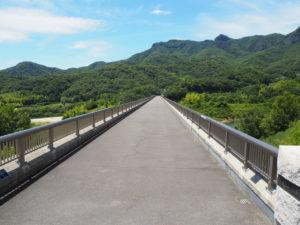 香川県小豆島の内海ダム2