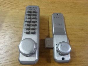 デジタル ドアロック-5100