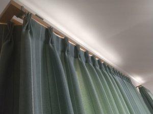 リビングメインカーテン