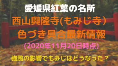 2020年西山興隆寺