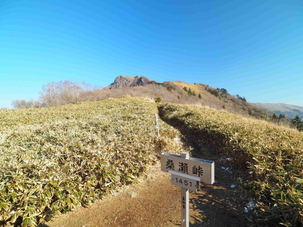 愛媛県の伊予富士