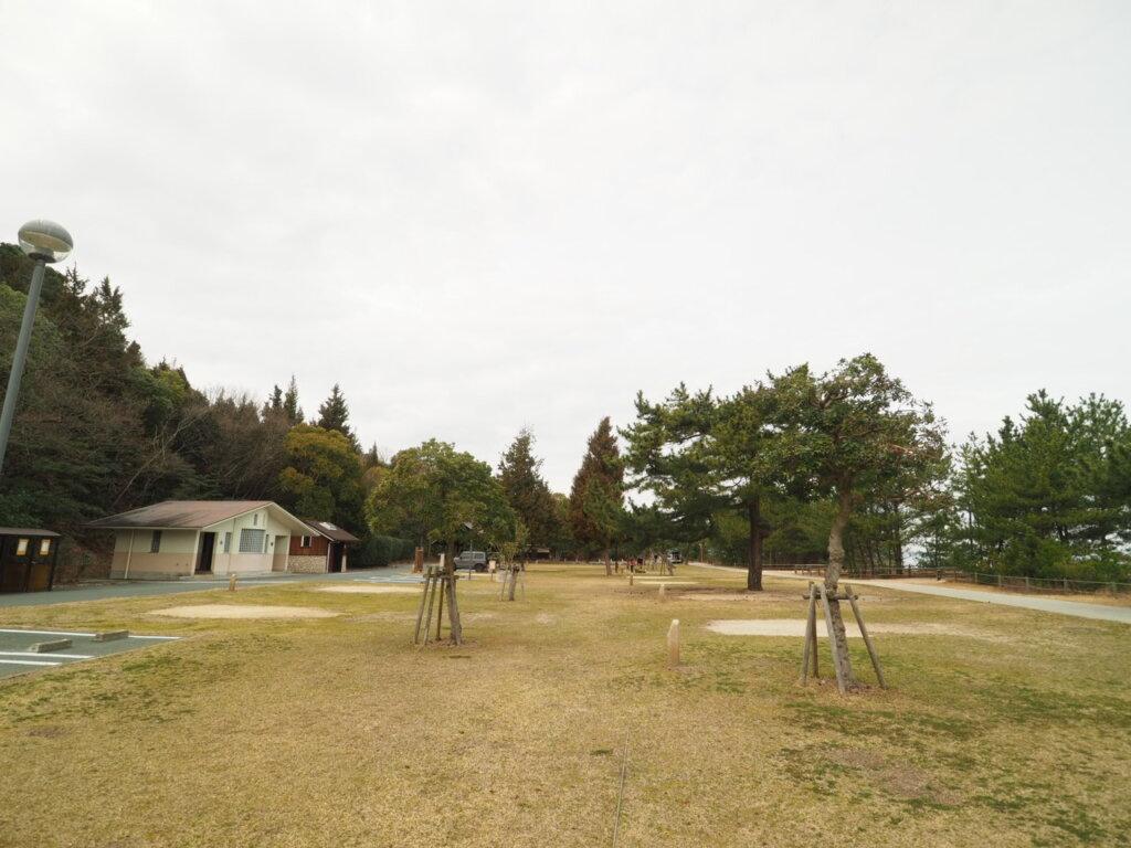 休暇村瀬戸内東予が管理運営しているキャンプ場