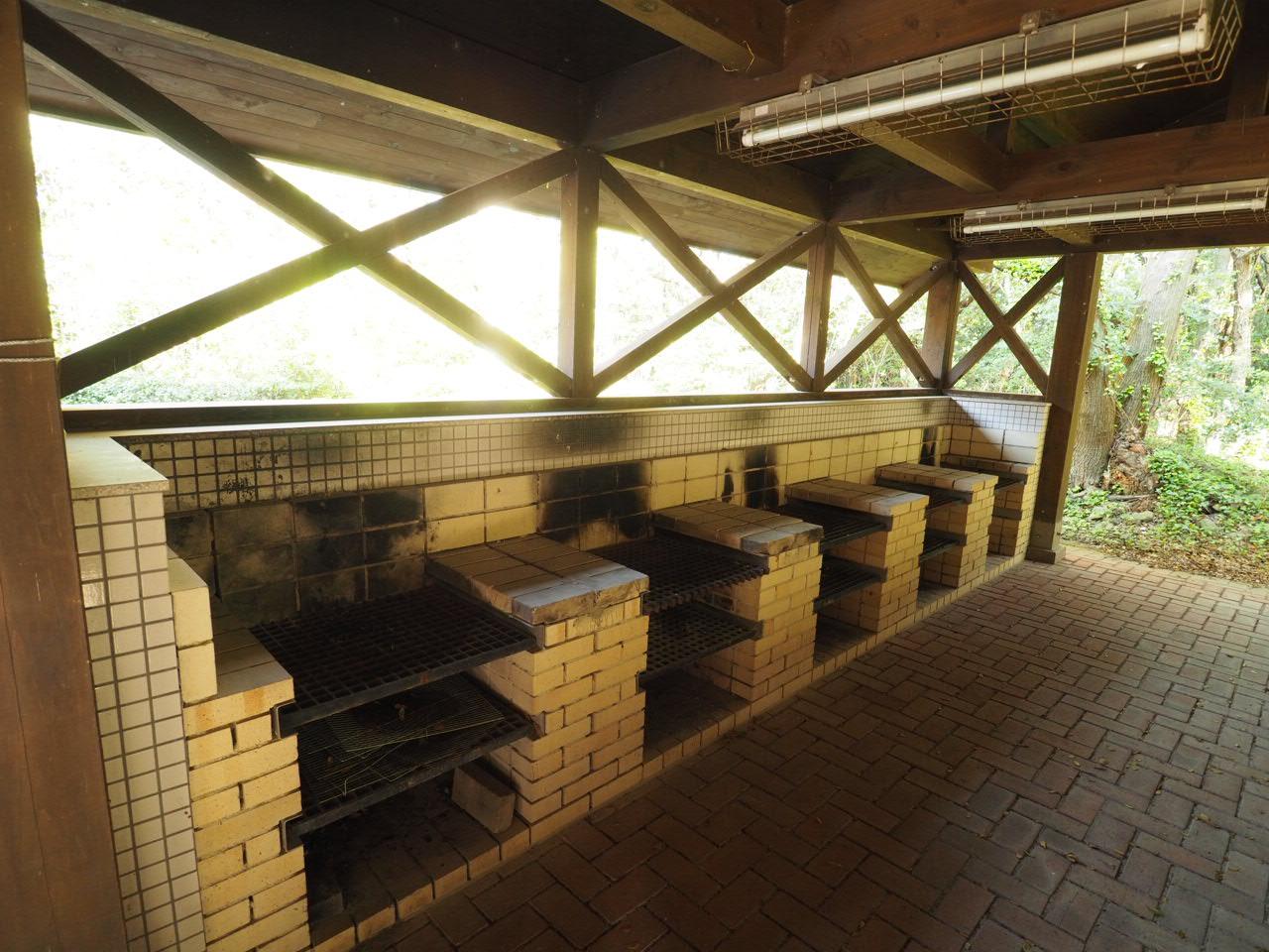 須ノ川公園キャンプ場