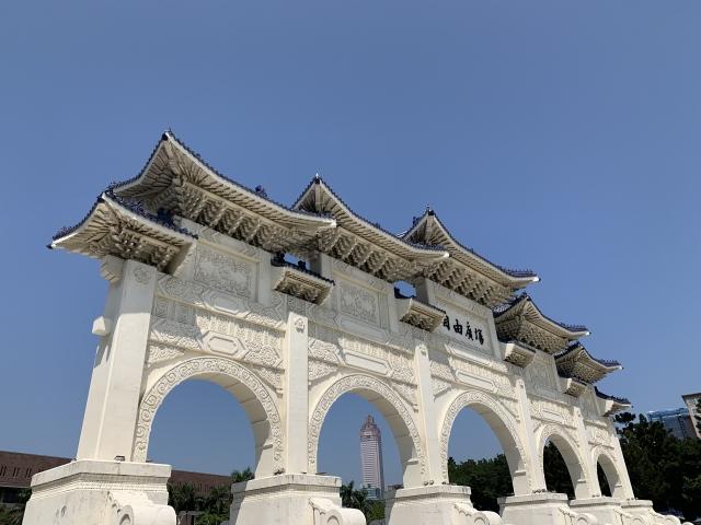 台湾「中正紀念堂」