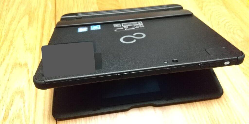 学校から支給されたパソコン