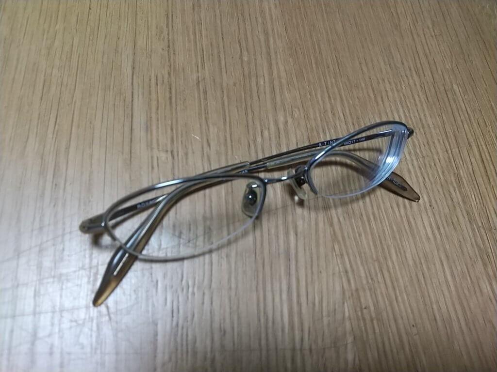 メガネの曇り止めクロス